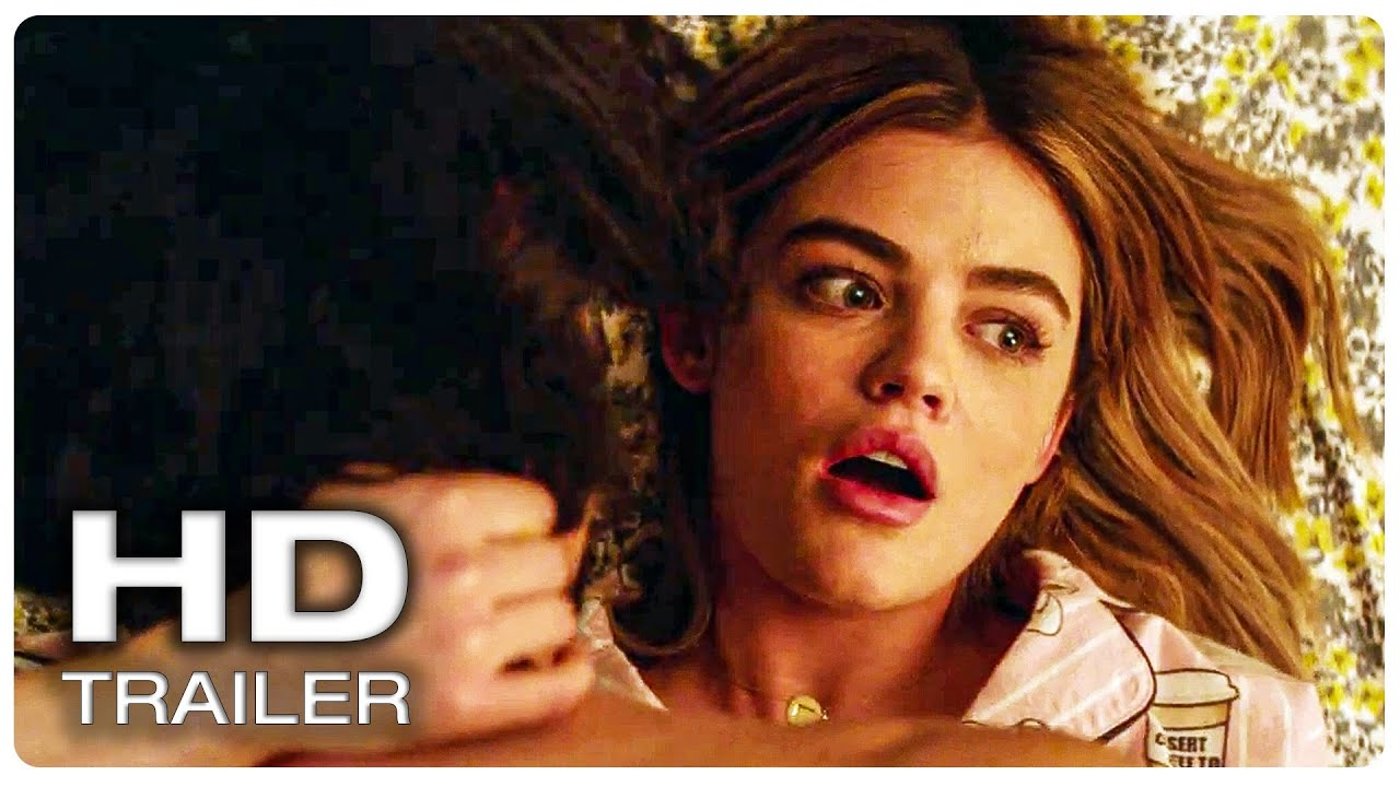 A NICE GIRL LIKE YOU Official Trailer #1 (NEW 2020) Lucy Hale Comedy Movie HD