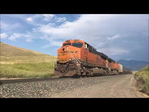 Railfanning 7/8/2017 to 7/14/2017: Summer Trip 2017
