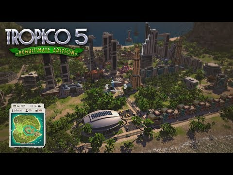 Tropico 5 - Penultimate Edition (Xbox One) - Gameplay Trailer (EU)