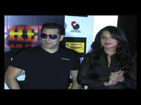 Salman launches 'In da club' song from...