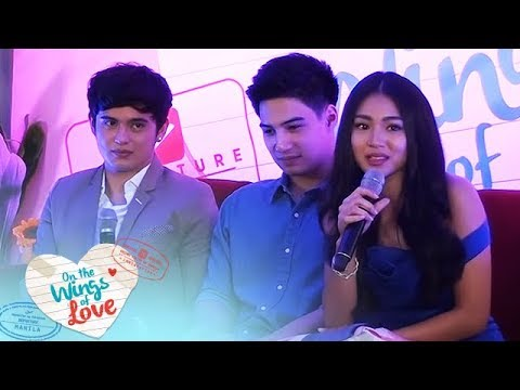 UNCUT: On The Wings Of Love Media Day (Full Video)