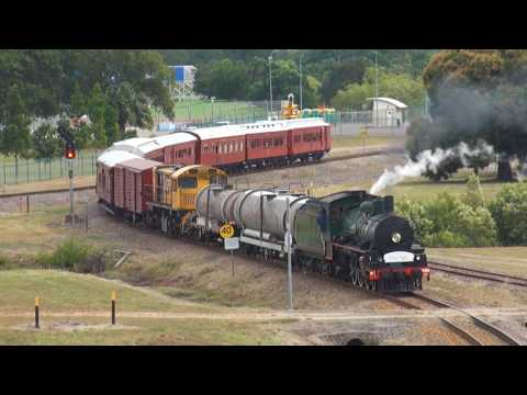 BB18 ¼ 1089 - Cloncurry 150 - Charters Towers To Townsville- 23/06/2017