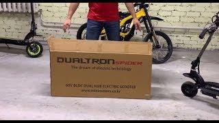 Dualtron Spider 2019!!! (новинка від Minimotors, розпакування та огляд)