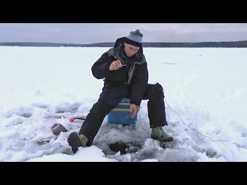 """""""Сабанеевская"""" рыбалка и прикормка на видео. Часть 4. Плотва в глухозимье."""