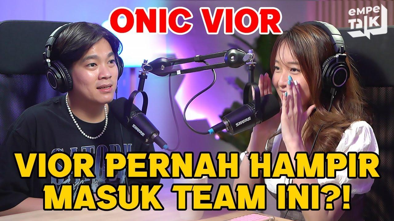 Download Perjalanan Vior dari Pernah Dibully, Sampe Bisa Masuk ke e-Sports! - EMPETALK Vior