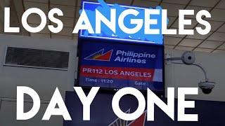 LOS ANGELES: DAY ONE // ANDREE BONIFACIO
