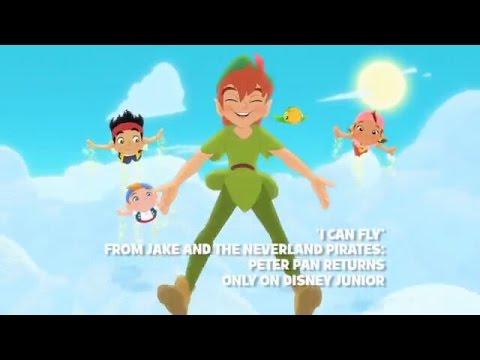 I Can Fly-Lyrics (Jake & The Neverland Pirates)