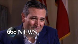 Trump heads to Texas to help one-time nemesis Sen. Ted Cruz