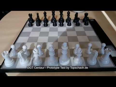 DGT Centaur Prototyp im Test - Schachcomputer Topschach de