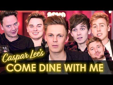 COME DINE WITH ME  YouTube Edition  Caspar Lee