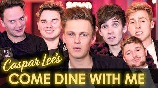 COME DINE WITH ME - YouTube Edition | Caspar Lee