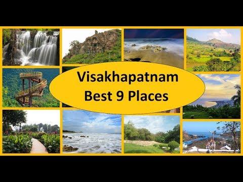 Visakhapatnam Tourism | Famous 9 Places to Visit in Visakhapatnam Tour