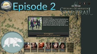 Realms Of Arkania - Star Trail - Episode 2 - Cleric In Distress