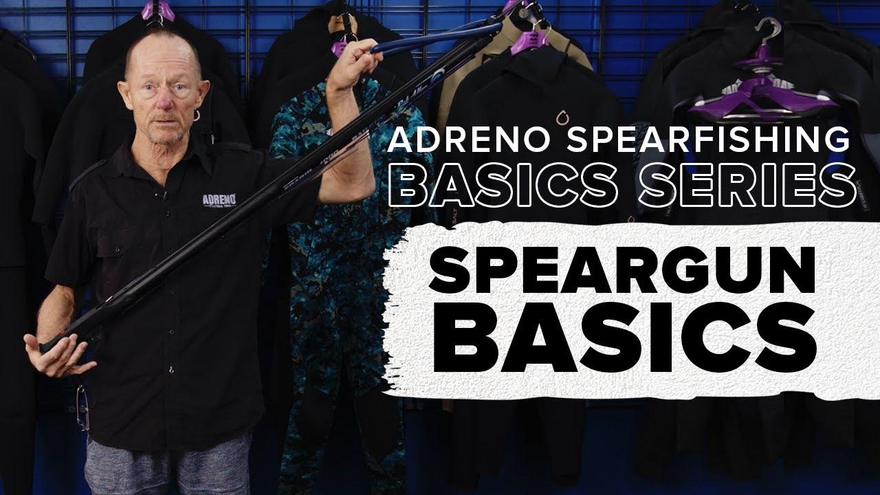 Download Speargun Basics | ADRENO