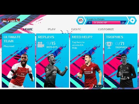Game Android Offline FIFA 19 3D Patch REAL FACE (FIFA14) Link + Cara Install - 동영상