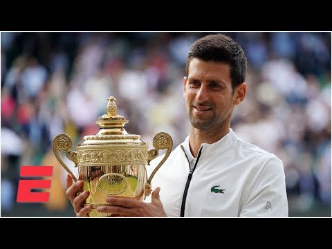 Novak Djokovic Outlasts Roger Federer In Epic Five-set Final | 2019 Wimbledon Highlights