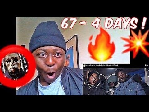 LD Got Kicked Out 67?! (67) Monkey X Dimzy X R6 - 4 Days [Music Video]   GRM Daily - REACTION