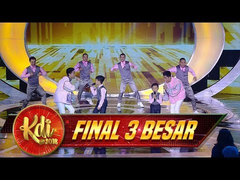 Cover Lagu MusBrother Ft Affan & Haikal [PANGERAN DANGDUT] - Final 3 Besar KDI (25/9) STAFABAND