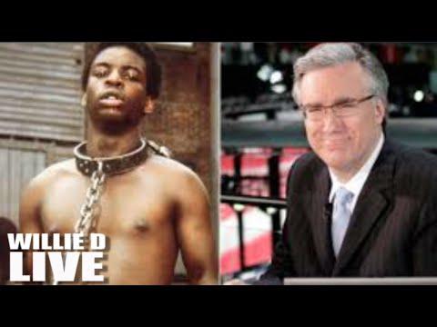 Keith Olbermann Calls Trump a 'Whiny Little Kunta Kinte'