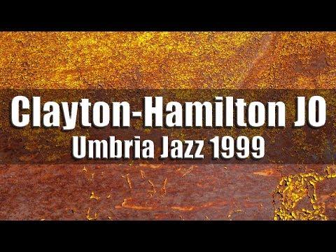 Clayton-Hamilton Jazz Orchestra feat. Milt Jackson - Umbria Jazz 1999
