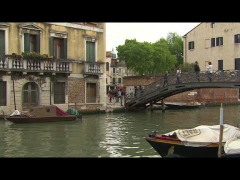 Visiting a Jewish ghetto in Venice