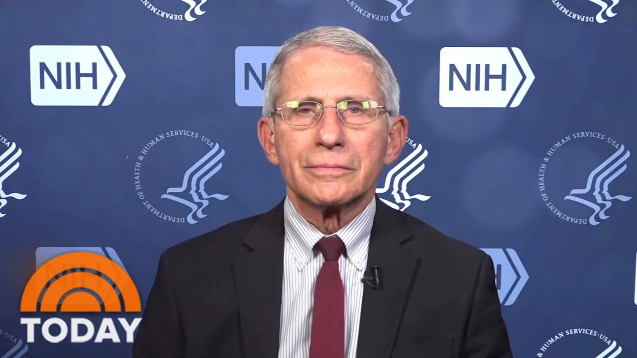 Download Dr. Fauci Says Delta Variant Will Be 'Quite Dominant' Within Weeks
