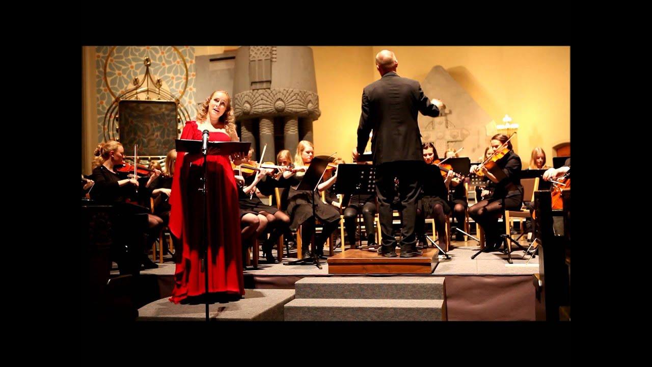 Karl Collan - Sylvian joululaulu - Eeva Hartemaa - 2011 - YouTube