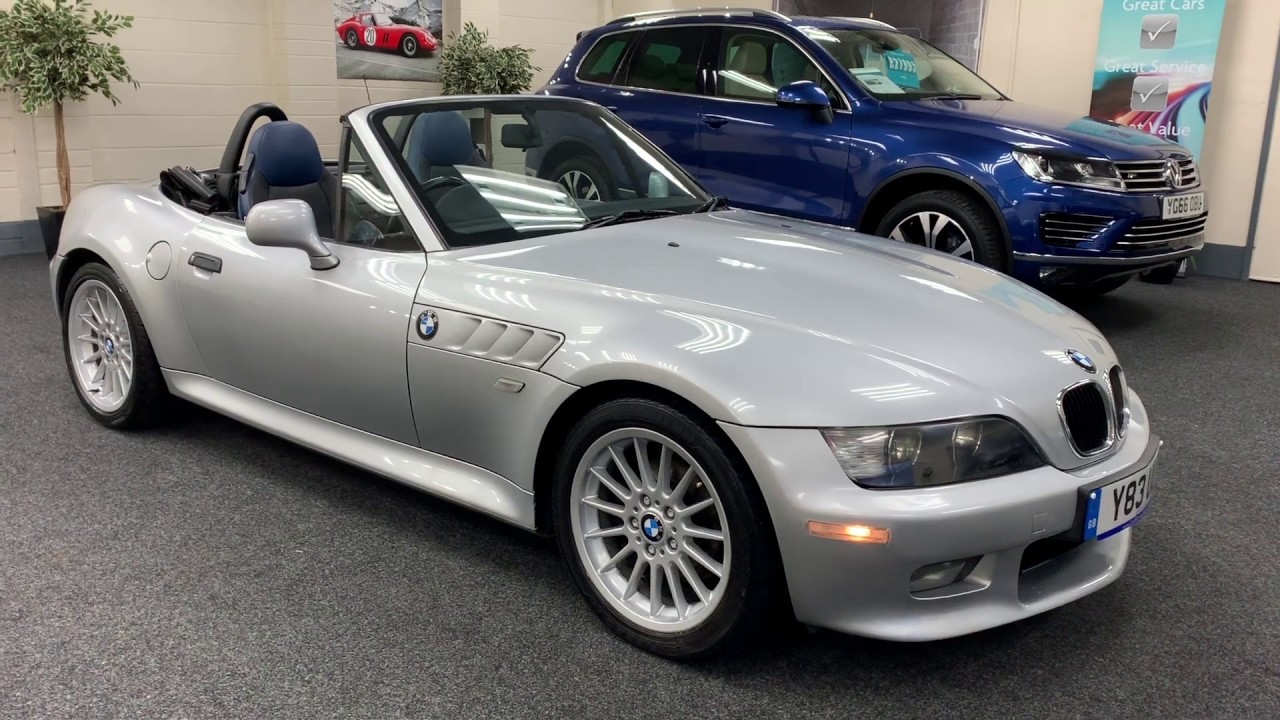small resolution of bmw z3 2 2 with z3m interior for sale in cardiff