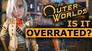 THE OUTER WORLDS | Live Review (gameplay first impressions)