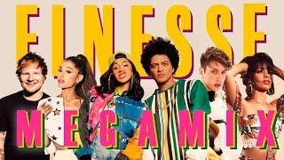 FINESSE | THE MEGAMIX feat. Bruno Mars,Ariana Grande,Camila Cabello & MORE