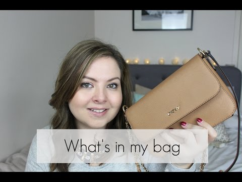 What's in my bag // Merry Musing