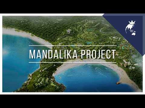 Mandalika project - Kuta Lombok tourism Development [Masterplan 2018]