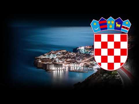 Croatian Patriotic Song - U boj, u boj [ENG subs]