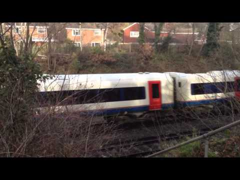 British Rail Frimley Green HD