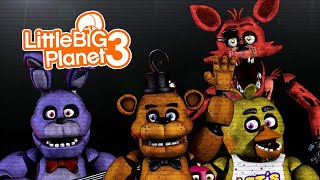 LittleBIGPlanet 3 - Five Nights At Freddy's - DEATHRUN [PS4]
