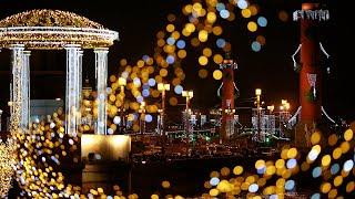 Новогодний Санкт Петербург 2020