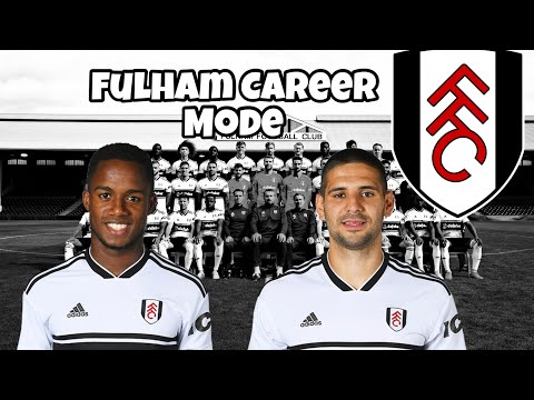 Fifa 19 Fulham Career Mode- First Season In The Premier League!!!