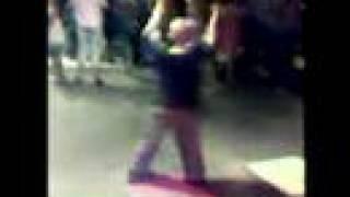 Yorick Elsinghorst op de dansvloer