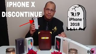 Apple iPhone X Is CANCELLED & DISCONTINUE 2018 | THE FUNERAL Of The iPhone X | WHY APPLE WHY ???