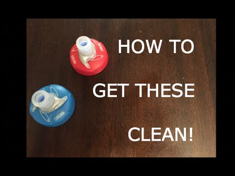 472c020b93 HOW TO Clean Camelbak Podium Water Bottle 2016 - YouTube