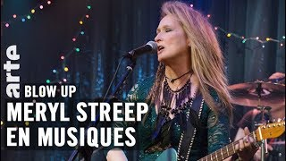 Top 5 musical Meryl Streep - Blow Up - ARTE