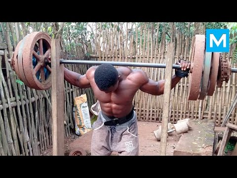 No excuses – African Bodybuilders | Muscle Madness