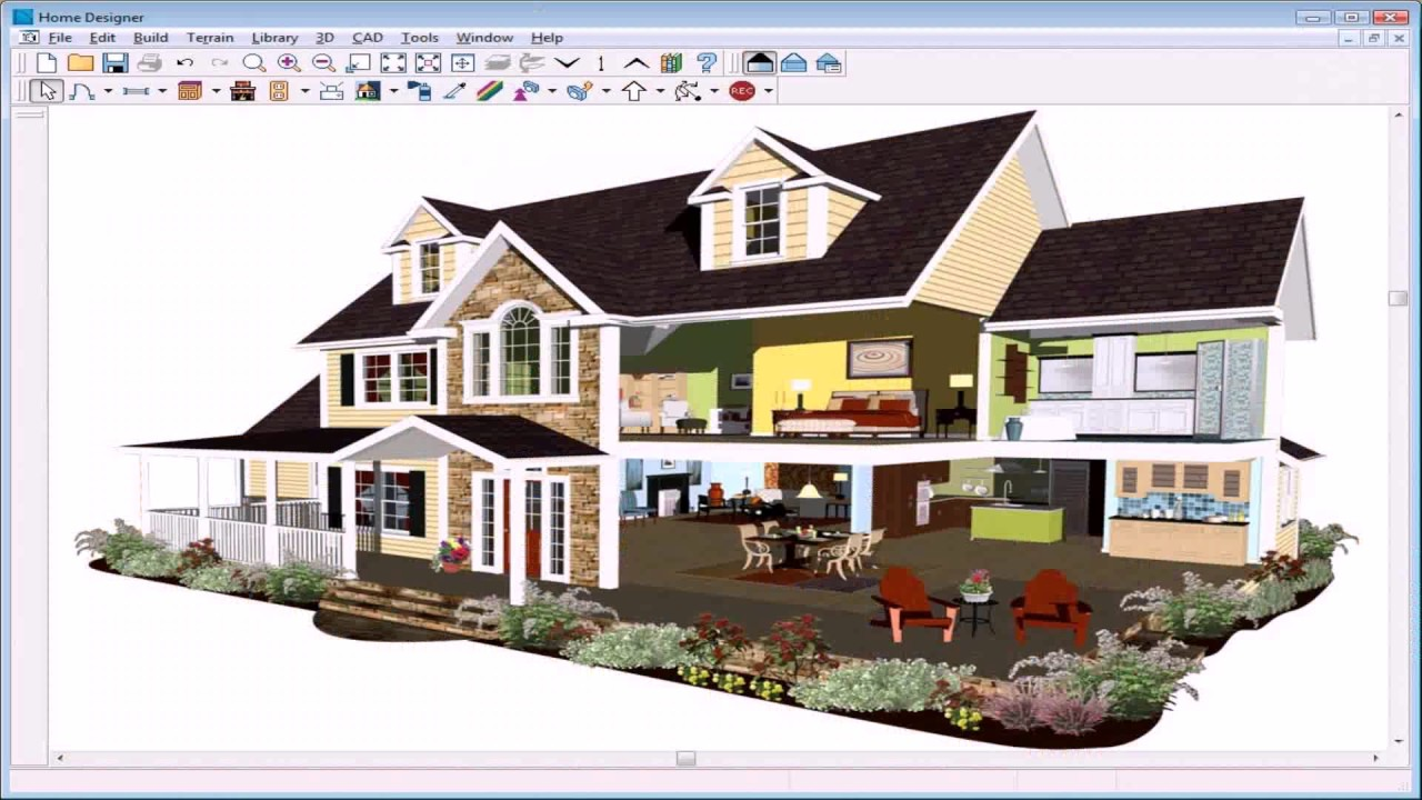 House Design Software Free Reviews Youtube