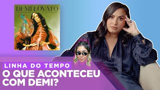 ENTENDA A LUTA DE DEMI E SEU NOVO MOMENTO COM DANCING WITH THE DEVIL | Foquinha FBI
