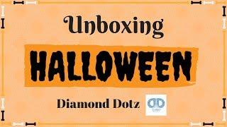 Diamond Painting - Unboxing - Halloween Diamond Dotz