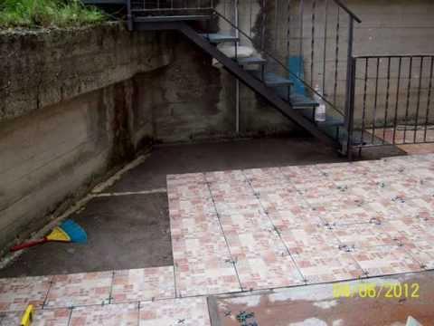 Edilizia roma massetto di cemento posa in opera piastrelle youtube - Asciugatura massetto per piastrelle ...
