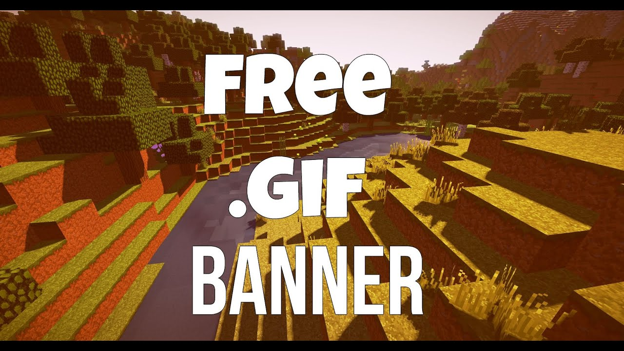 Free animated f minecraft server banner youtube free animated f minecraft server banner youtube negle Gallery