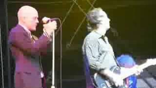 R.E.M. live IGNORELAND Westerpark Amsterdam