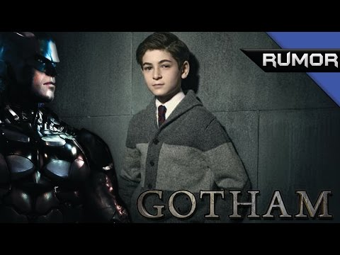 Bruce Wayne Starting To Train To Become Batman | Gotham Episode 8