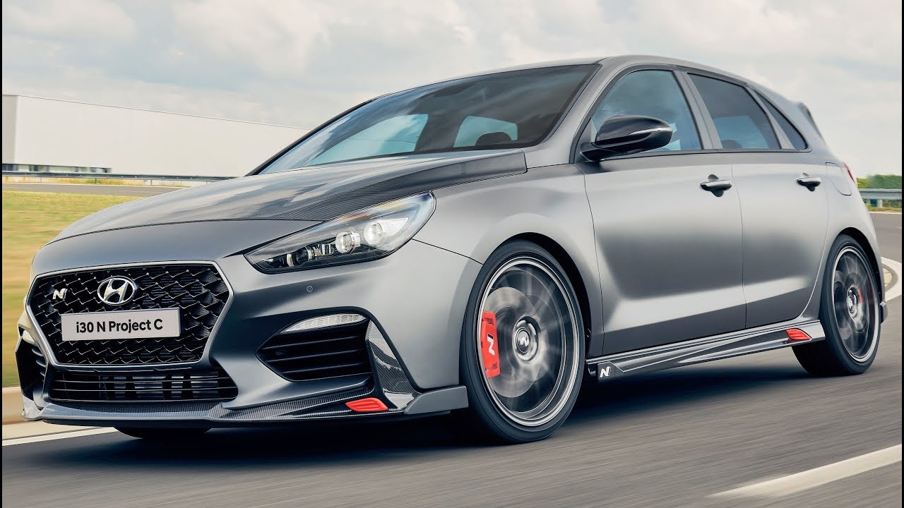 2020 Hyundai I30 N Project C Lighter Lower And More Aggressive Youtube